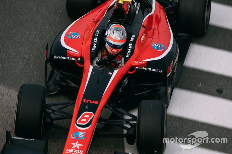 Wisselvallig Formule 2-debuutjaar