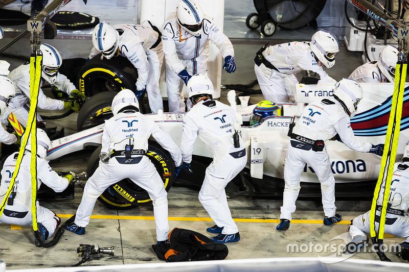 Gran Premio de Bahrein 2017