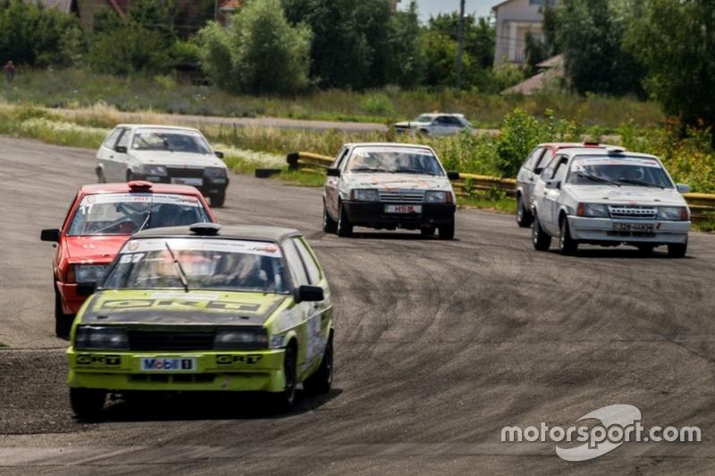Старт гонка 1: Лайт та ВАЗ-2108