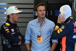 Макс Ферстаппен и Пьер Гасли, Red Bull Racing, Гидо ван дер Гарде