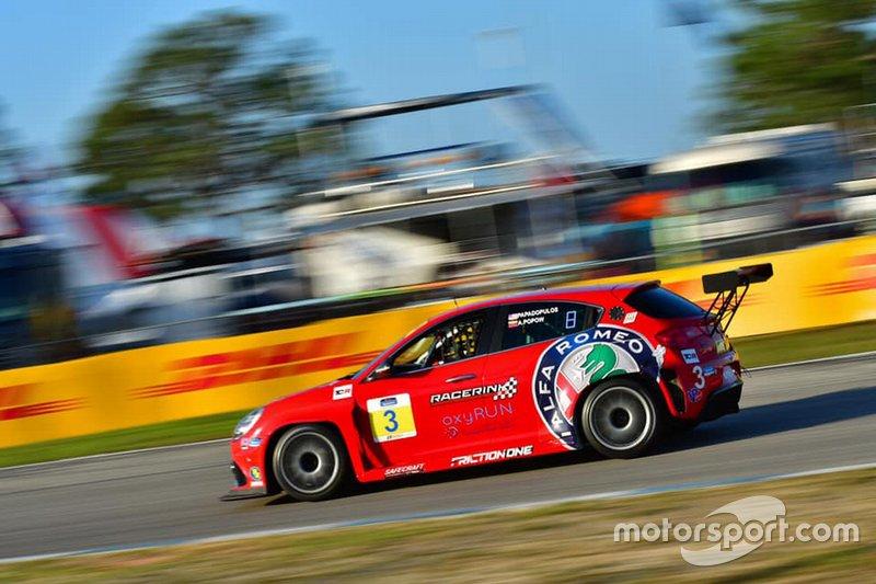 Michelin Pilot Challenge: Sebring