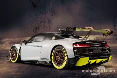 Anuncio Audi R8 LMS GT2