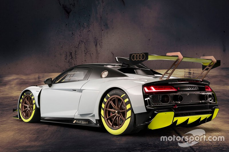 Onthulling Audi R8 LMS GT2