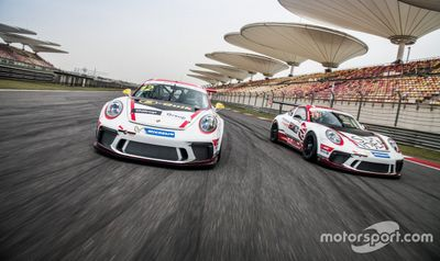 EBM Carrera Cup Australia açıklaması