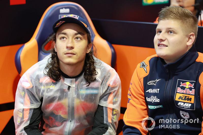 Can Oncu, Red Bull KTM Ajo, Niki Ajo