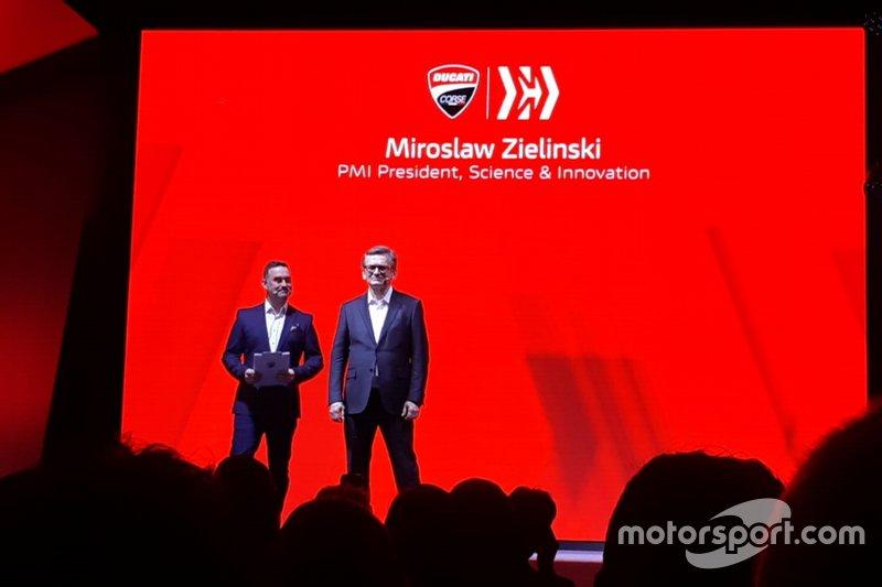 Miroslaw Zielinski, Presidente PMI