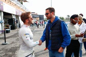 Sam Bird, Envision Virgin Racing with Scott Disick