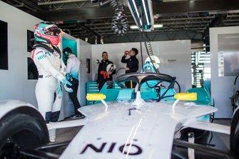 Jamie Chadwick, NIO Formula E Team, NIO Sport 004
