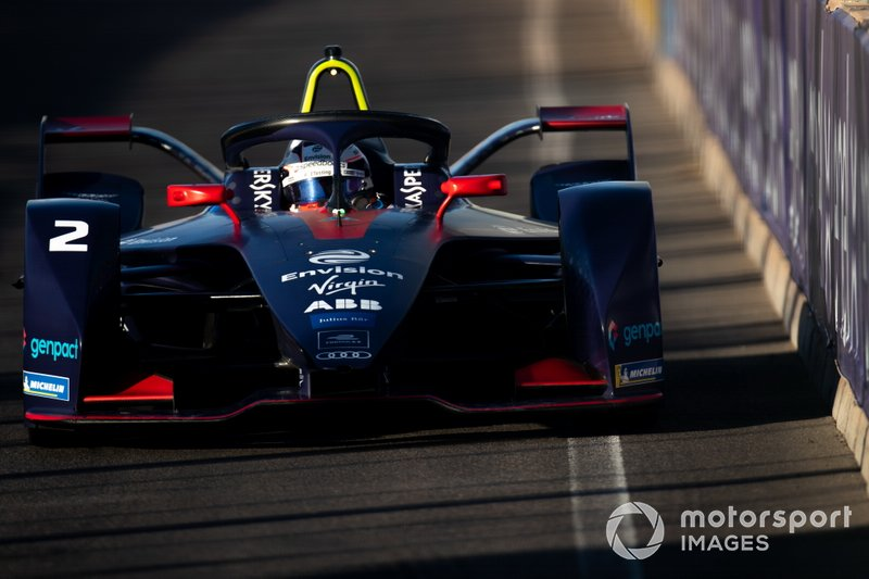 Nyck de Vries, Envision Virgin Racing, Audi e-tron FE05