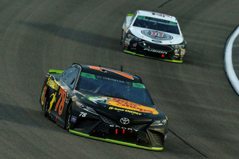 Martin Truex Jr., Furniture Row Racing, Toyota Camry Bass Pro Shops/5-hour ENERGY and Kevin Harvick, Stewart-Haas Racing, Ford Fusion Jimmy John's