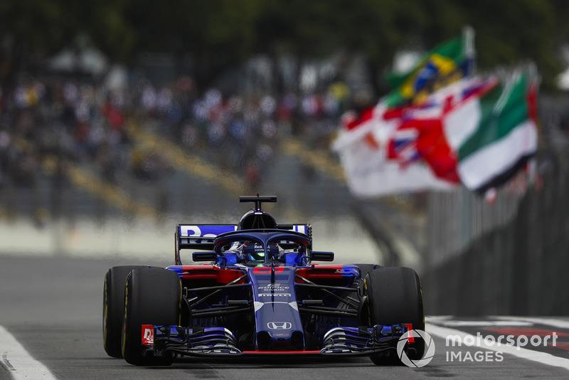 16: Brendon Hartley, Toro Rosso STR13, 1'09.280