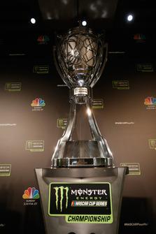 Monster Energy NASCAR Cup Series kupası medya gününde