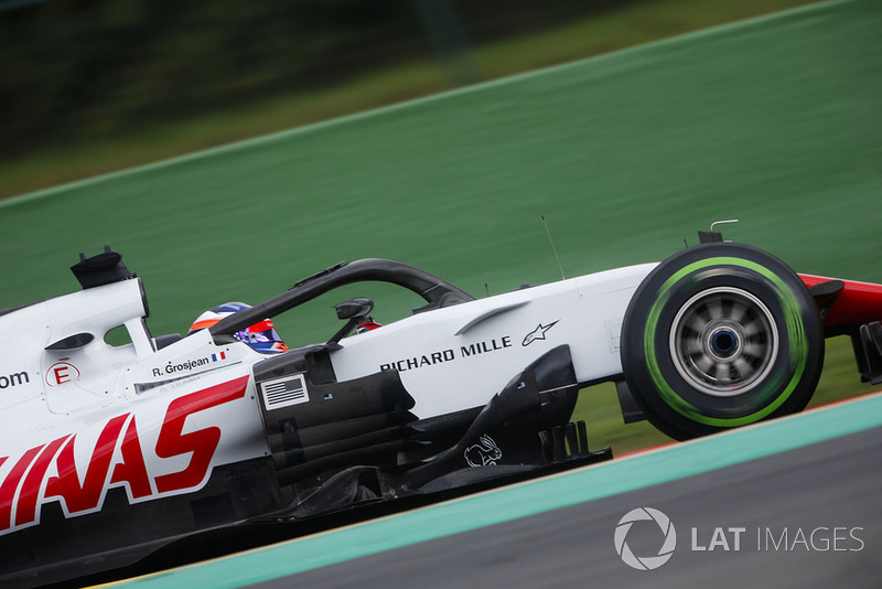 13 місце — Ромен Грожан, Haas — 31