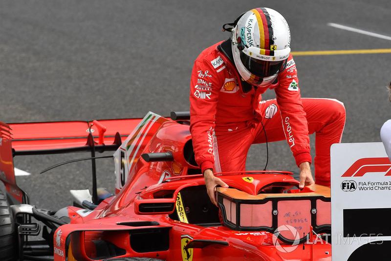 2. Себастьян Феттель, Ferrari — 214