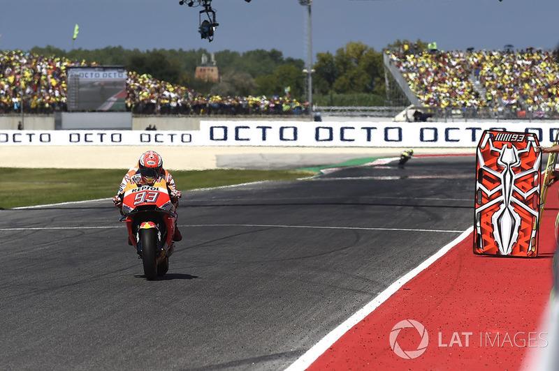 MotoGP San Marino: Finis Kedua