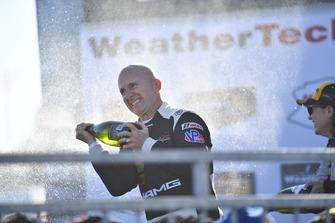 #33 Riley Motorsports Mercedes AMG GT3, GTD: Ben Keating