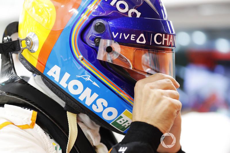 11 місце — Фернандо Алонсо, McLaren — 57