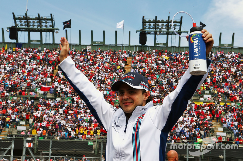 9. Felipe Massa, Williams F1