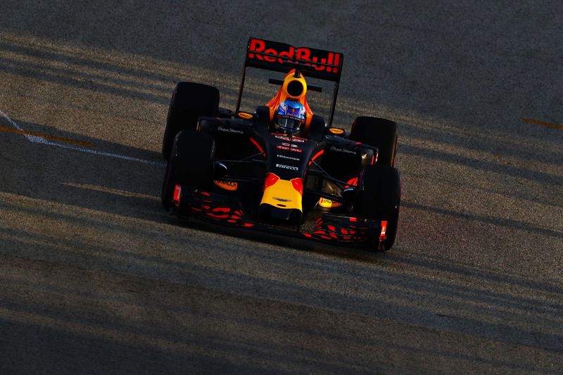2. Daniel Ricciardo, Red Bull Racing RB12