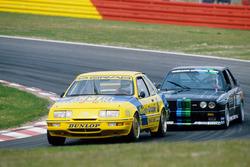 Bernd Schneider, Grab Ford Sierra XR4Ti, und Harald Grohs, Valier BMW M3