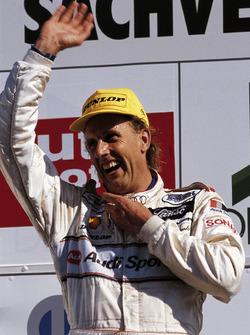 Hans-Joachim Stuck, Audi V8 quattro