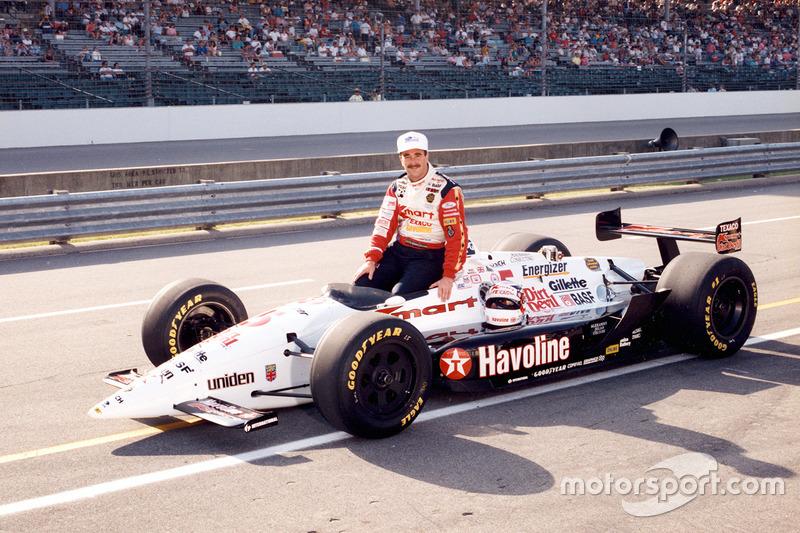 1993: cambió a la Serie IndyCar