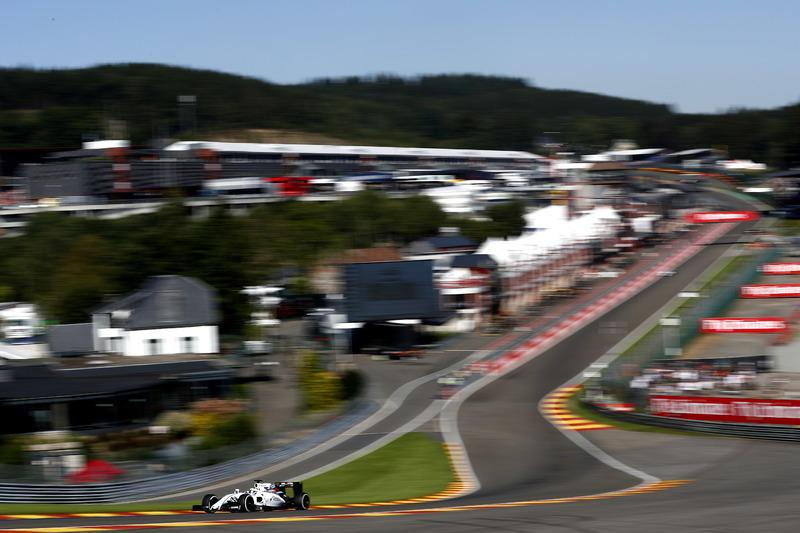 Selain sirkuit Spa, GP Belgia juga pernah sepuluh kali digelar di Zolder, dan dua kali di Nivelles.