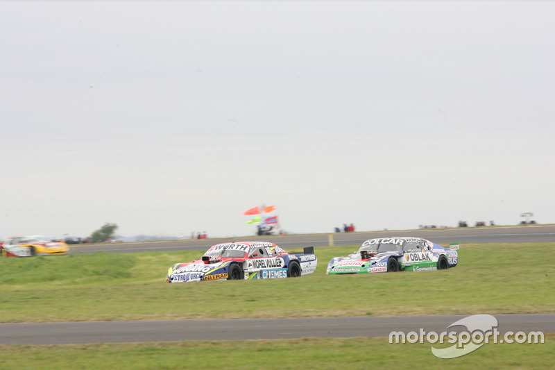 Juan Martin Trucco, JMT Motorsport Dodge, Gaston Mazzacane, Coiro Dole Racing Chevrolet