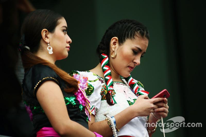 الزي التقليدي للمكسيك
