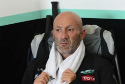 #23 Panis-Barthez Competition Ligier JS P2 Nissan: Fabien Barthez