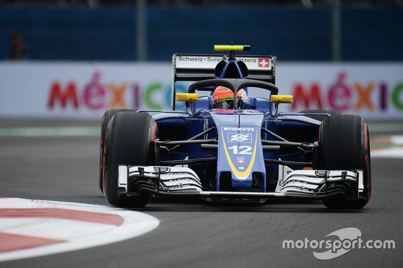 Felipe Nasr, Sauber C35, mit Cockpitschutz Halo