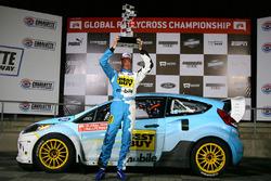 Winner Marcus Gronholm