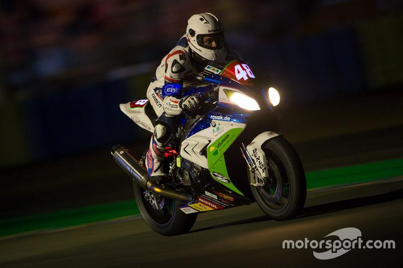 #48 BMW: Bastien Mackels, Dominik Vinco, Stefan Kerschbaumer