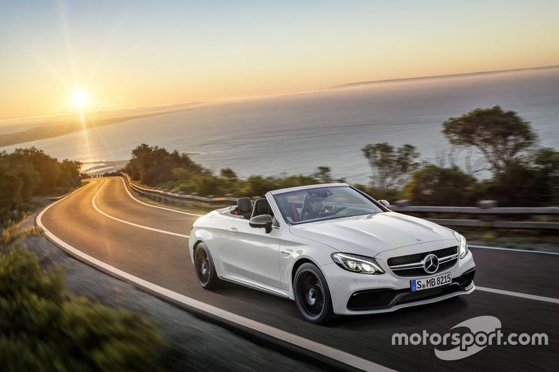 Mercedes-AMG C 63S Cabriolet