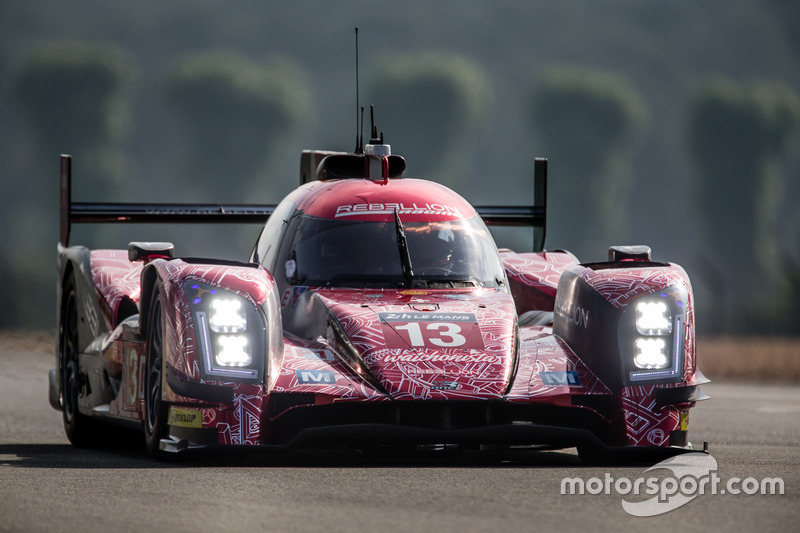 LMP1 (Privatier): #13 Rebellion Racing, Rebellion R-One AER