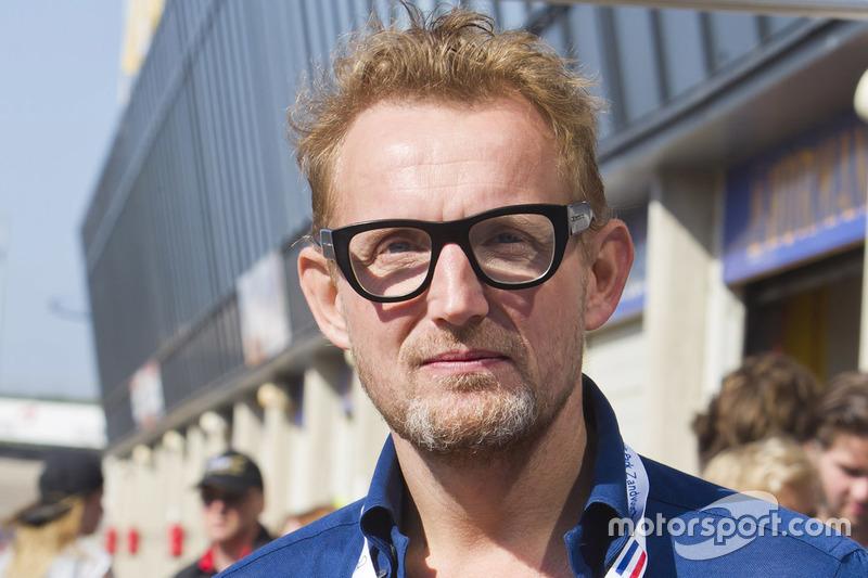 Bernhard van Oranje, co-owner of Circuit Park Zandvoort
