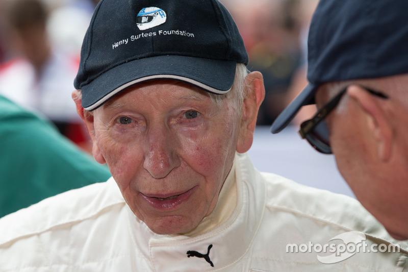 John Surtees: campeón en 1964, 6 victorias