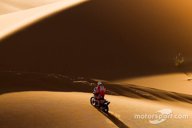 Gerard Farrés, Himoinsa Team, KTM 450 Rally
