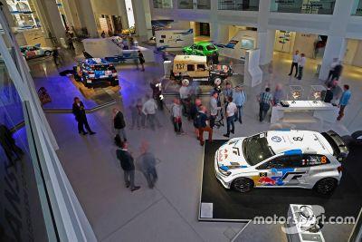 Eröffnung: 50 Jahre - Volkswagen Motorsport