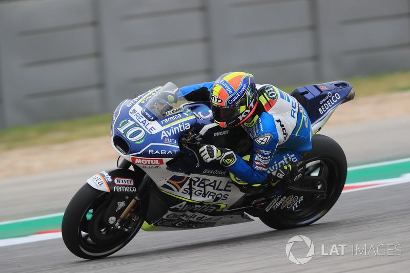 20. Xavier Simeon, Avintia Racing