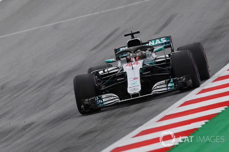 7: Lewis Hamilton: 191 grandes premios (el 87,61% de los disputados)