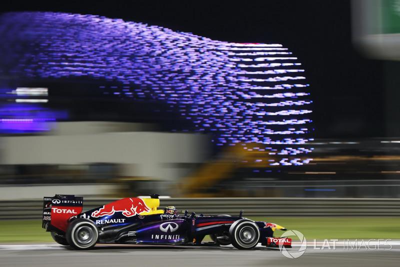 10º: Red Bull RB9 (2013)