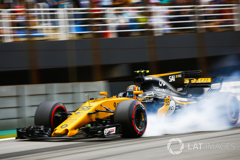 "11. Carlos Sainz Jr., Renault Sport F1 Team - ""Race was een processie"""