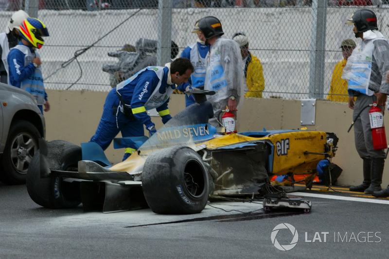 Renault Renault F1 Team R23 Фернандо Алонсо