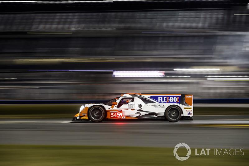 23º #54 CORE autosport ORECA: Romain Dumas (LMP2)