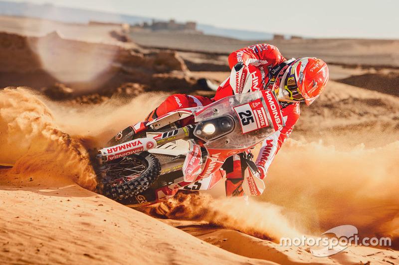 #25 Iván Cervantes, HIMOINSA Racing Team