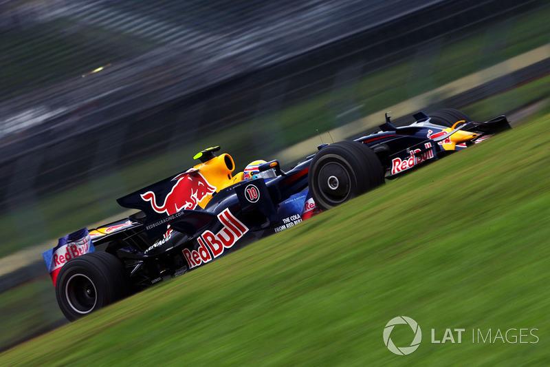 Марк Уэббер, Red Bull (21 очко)