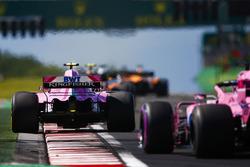 Естебан Окон, Серхіо Перес, Force India VJM11