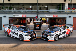Cars of Scott Pye, Walkinshaw Andretti United Holden, James Courtney, Walkinshaw Andretti United Holden