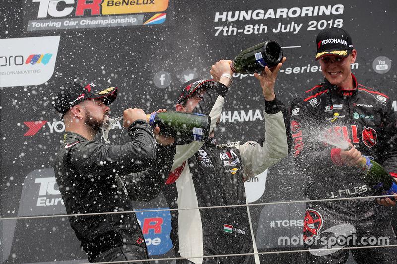 TCR Europe: Hungaroring